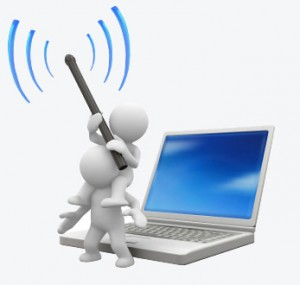 wireless network  300x285 WIDS WIPS 101: Wireless Intrusion Detection And Prevention Systems Wireless IDS IPS
