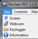 Spy1 Why you should NOT use File Sharing services such as LimeWire and UTorrent : How to hide Malware / Rootkits in legitimate software.