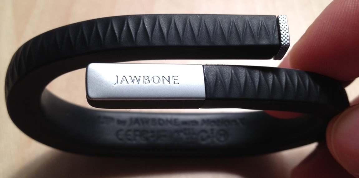 up Two Cool Gadgets To Help Be Healthy This Year: Zombies, Run! Jawbone UP
