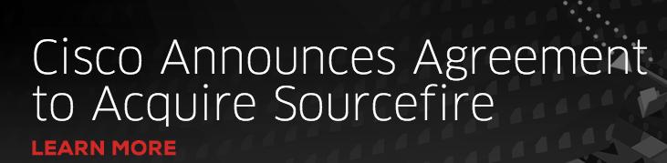 CiscoSourceFire