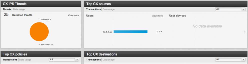 Cisco ASA CX Lab Part 2: GUI Overview and Building Basic
