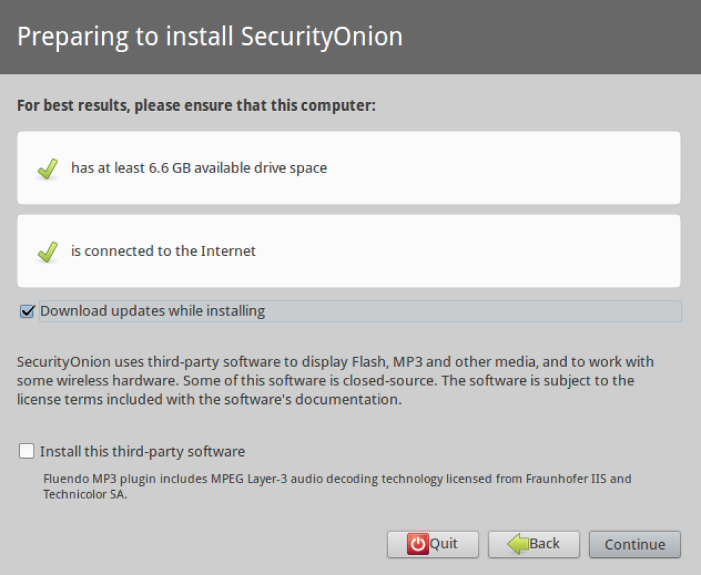 Ultimate guide to installing security onion with snort and snorby 5 the installer will prompt you on how you would like to partition the hard drive since this is a virtual machine i will let the installer format my baditri Image collections