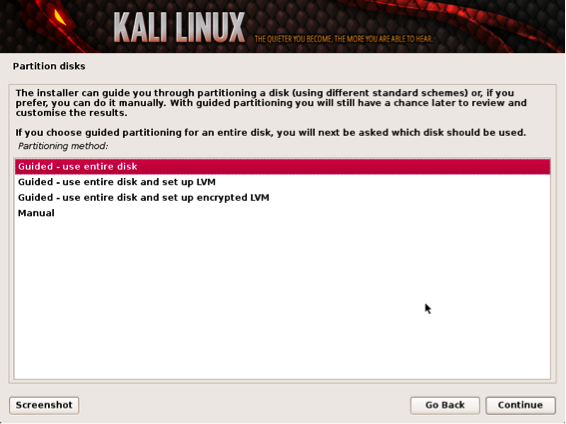 The Ultimate Installation Guide for Kali Linux – The