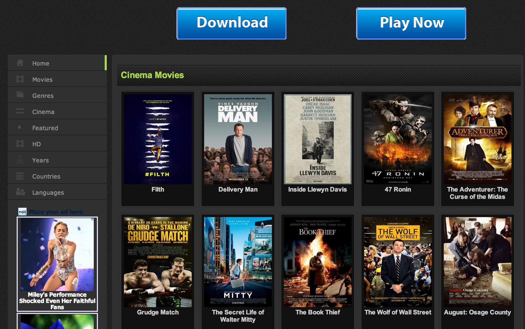 MovieSite