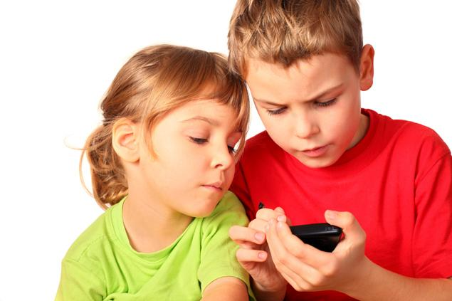 kids smartphone How to Protect Children When Using Mobile Devices And The Internet