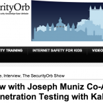 Interview with Joseph Muniz Co-Author : SecurityOrb Podcast