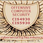 Free FSU Online Security Classes : Offensive Computer Security