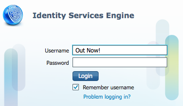 ISE13 Identity Services Engine ISE 1.3 Out Now   First Look