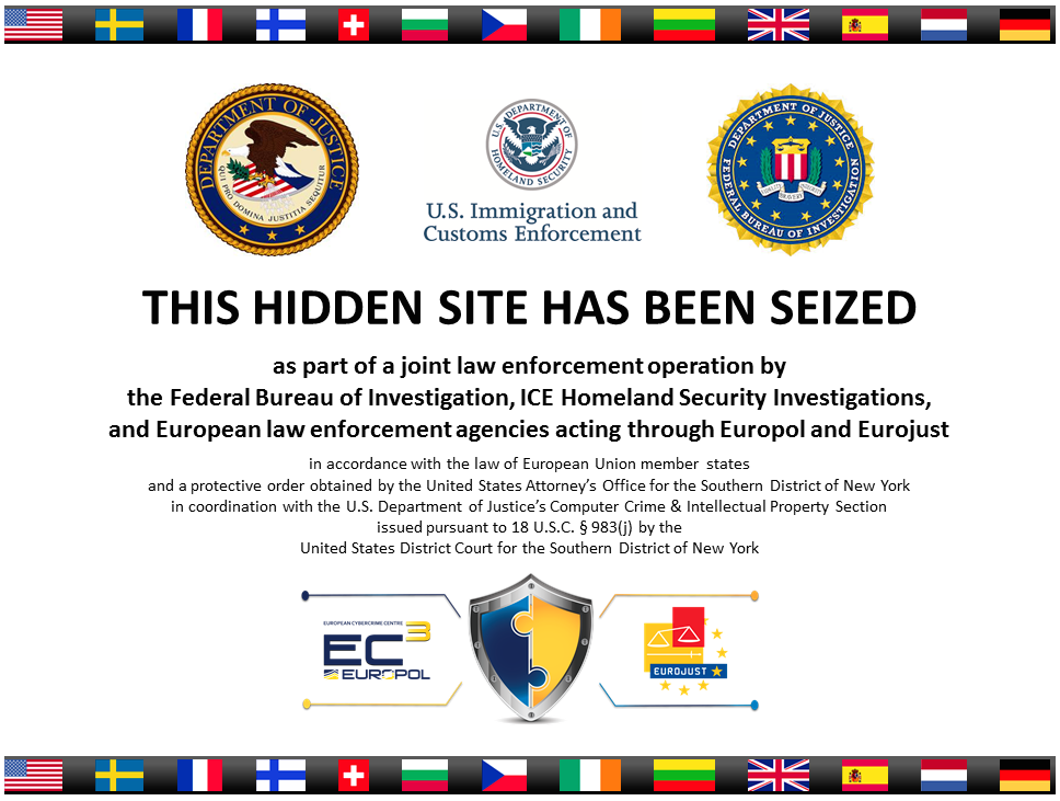 Silkroad1 NBC News Article On Shutdown Of Silk Road 2.0 But Silk Road 3.0 Up Days Later
