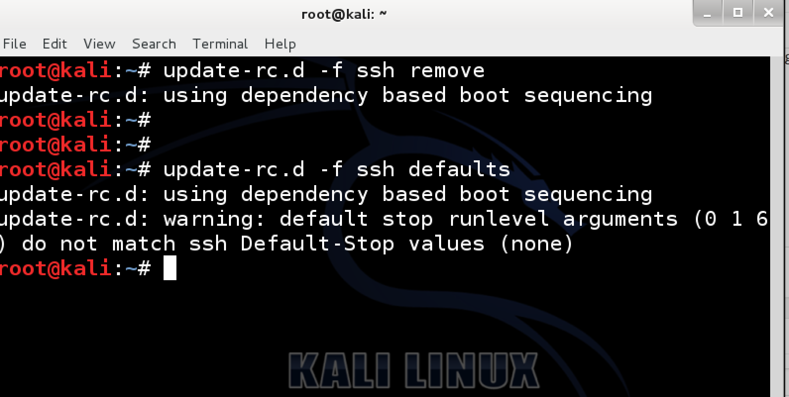 SSH-runtime2