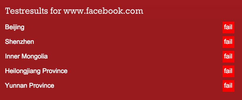 FacebookFail