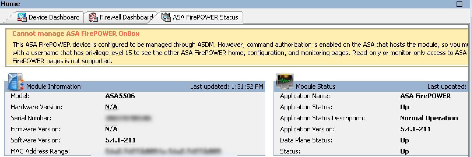 Cisco ASA 5506 Unboxing and First Look At New ASDM Management – The