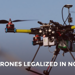 Police Taser Drones Legalized In North Dakota