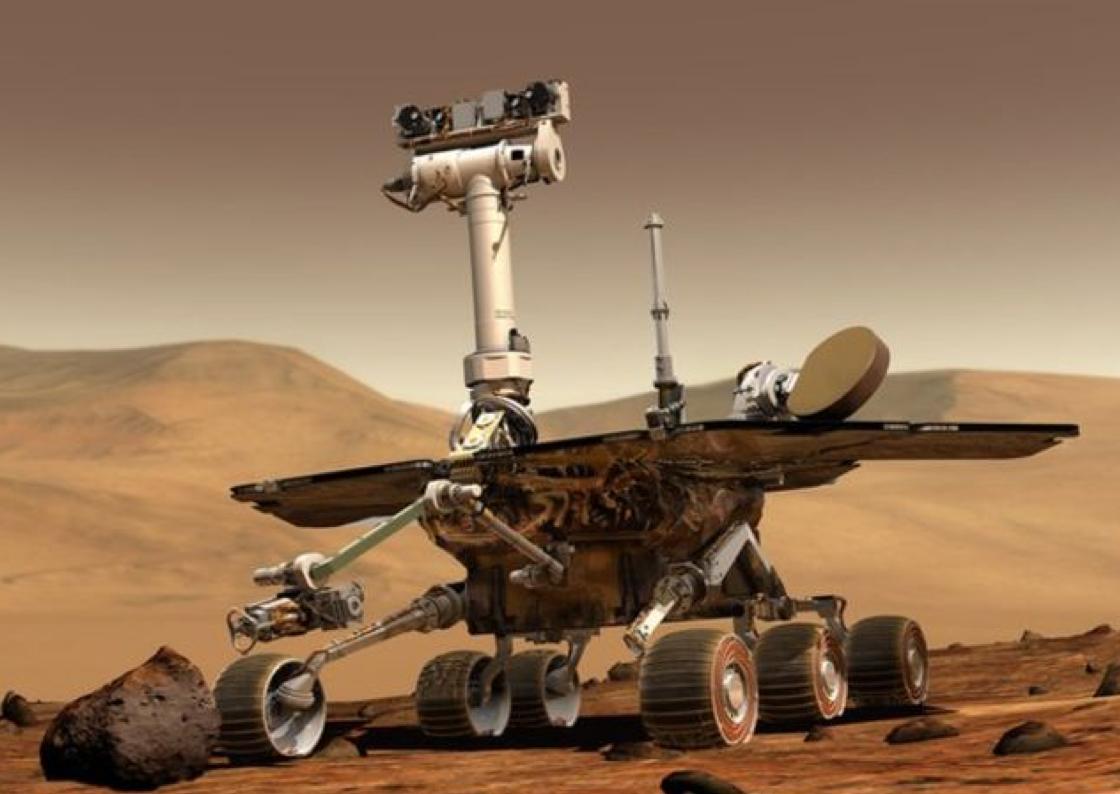 NASARobot1