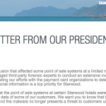 Starwood Hotels Hit With PoS Malware, Payment Card Info Exposed