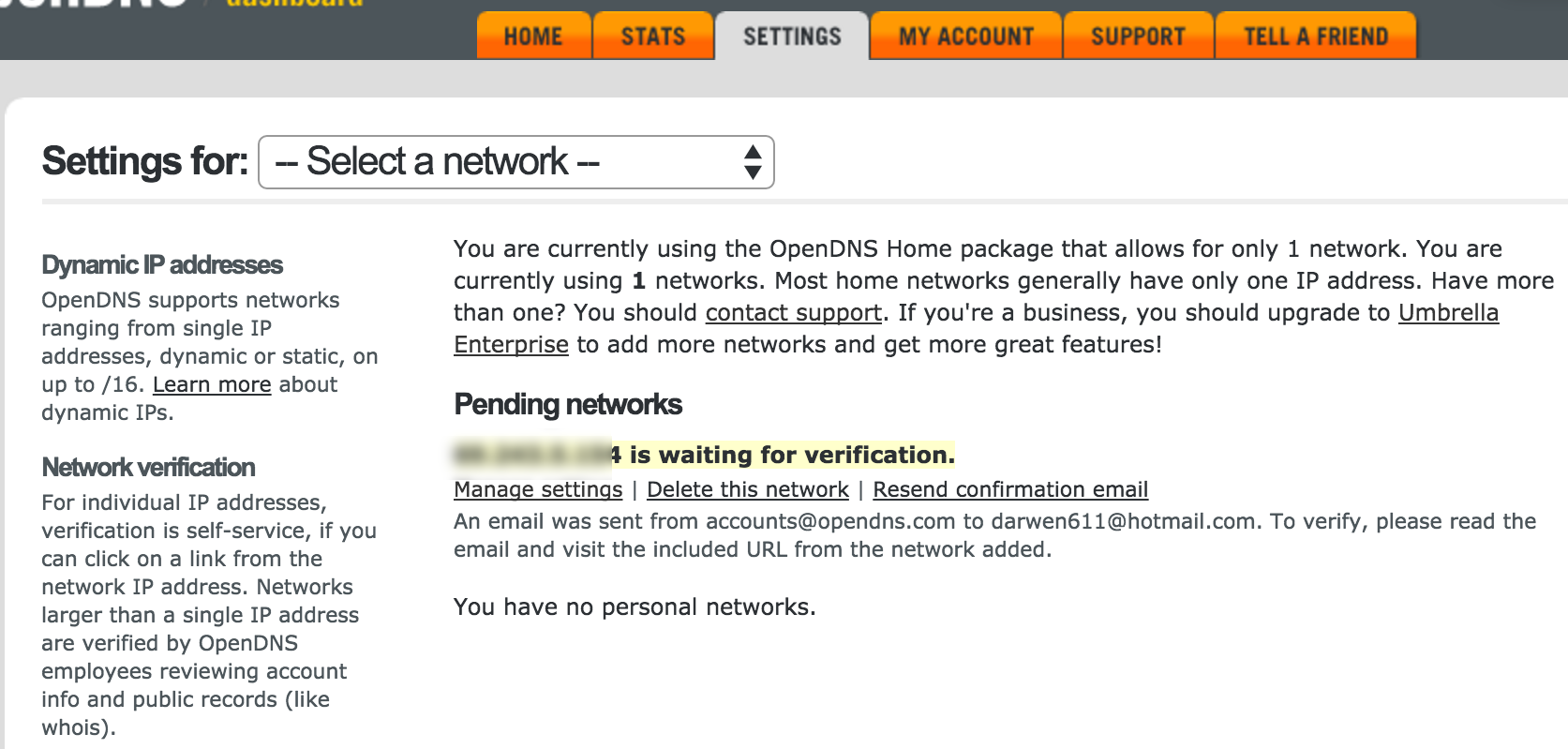 FreeOpenDNS9