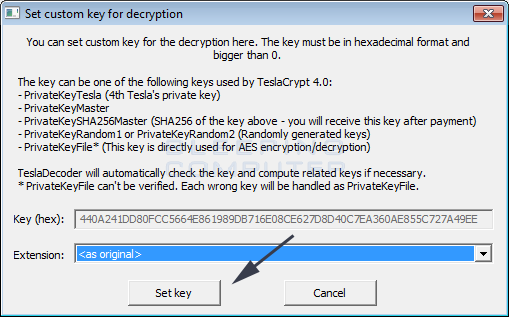 press-set-key