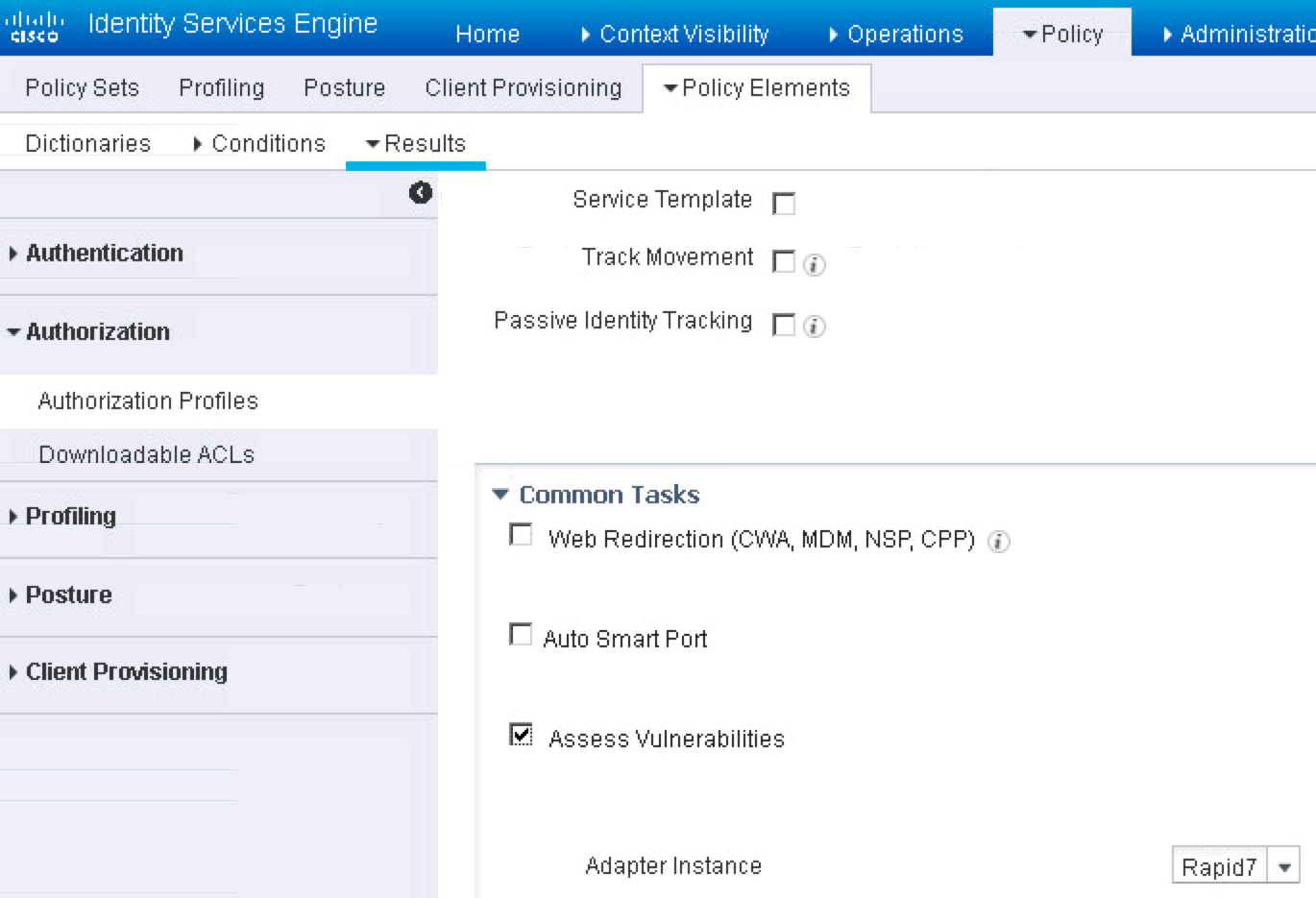 Configuring Rapid7 Nexpose with Cisco ISE – The Security Blogger